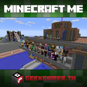 Minecraft Me - MP3: 188: Diversity 2 – Parkour Branch – Part