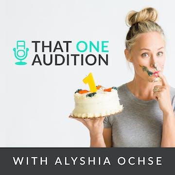 That One Audition with Alyshia Ochse: 049: Sammi Rotibi