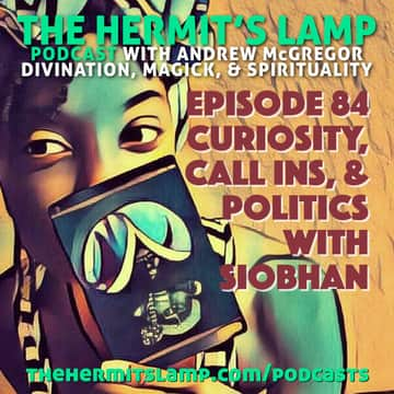 The Hermit's Lamp Podcast - A place for witches, hermits