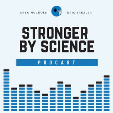 The Stronger By Science Podcast   Listen on Luminary